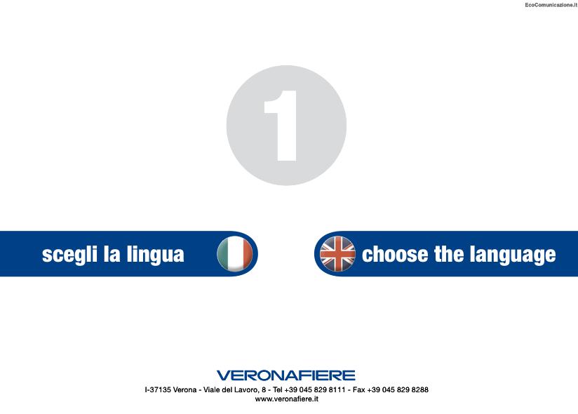 Verona Fiere cartella servizi digitale