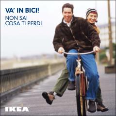 Ikea opuscolo bici