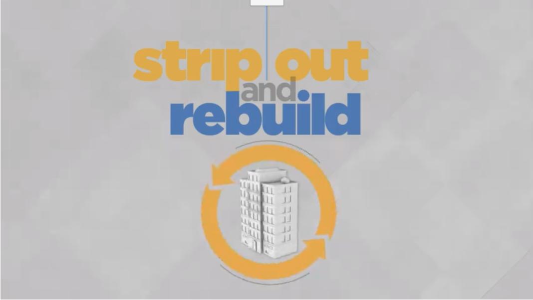 video strip out ediliza